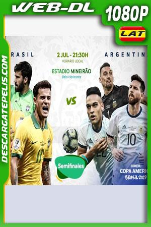 Brasil vs Argentina Copa América 2019 WEBL-DL 1080p Latino