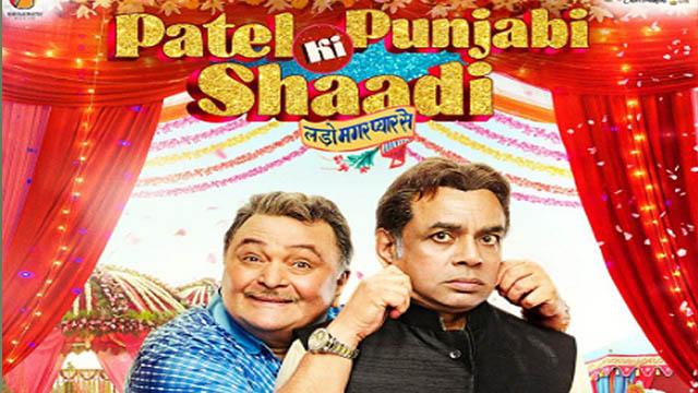 Patel Ki Punjabi Shaadi (2017) Hindi Movie 720p BluRay Download