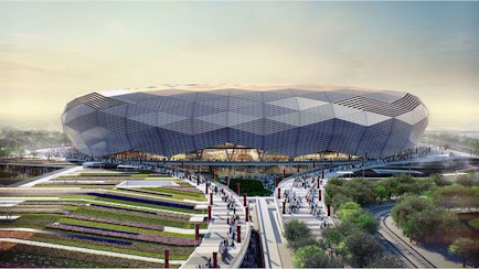 Qatar Stadiums that will be used  for the 2022 World Cup