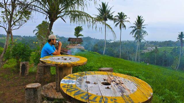 Wisata Taman Langit Desa Banjar