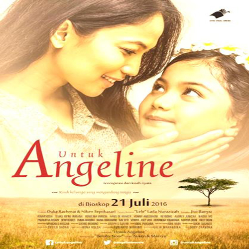 Untuk Angeline Poster Film