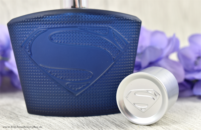 Superman - Man of Steel - Eau de Toilette Review