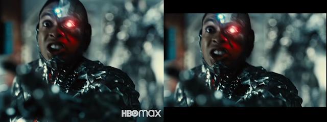 Cyborg presencia la muerte de Silas Stone