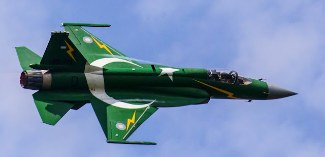 Pakistan is going to buy fighter jets from Egypt