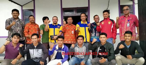 Disparpora dan KONI Resmi Lepaskan TIM Futsal Wakili Gumas