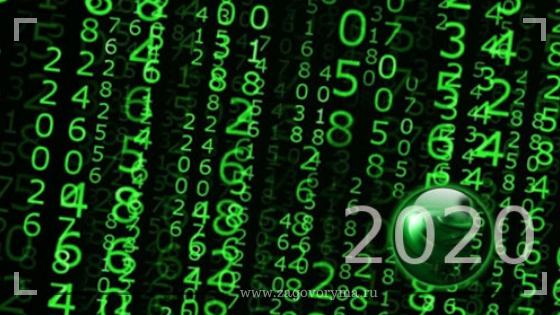 Нумерологичекий прогноз по дате рождения на 2020 год