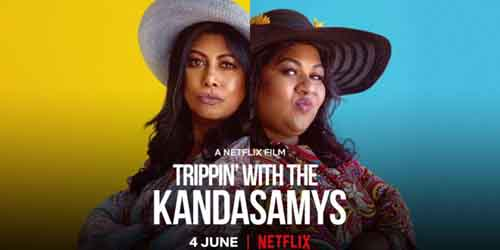Trippin With The Kandasamys 2021 480p 300MB BRRip Dual Audio