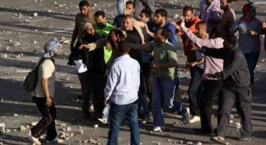 إصابة 8 أشخاص إثر حادث تصادم بطريق سوهاج  الصحراوي