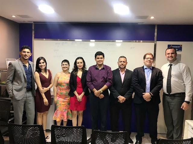 Eleita a primeira diretoria executiva da Associação dos Advogados da Região Norte do Ceará - ASANORTE