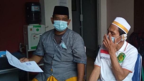 Sadis! Muazin di Medan jadi Korban Penganiayaan, Kupingnya Disayat hingga Nyaris Putus