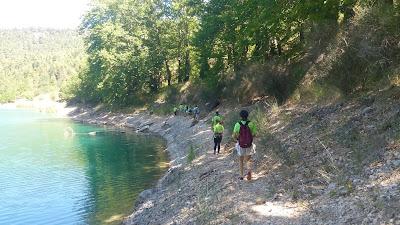 ο Ε.Ο.Σ.Φ.ΑΡ.Ο. στο Χελμό και τη λίμνη Τσιβλού