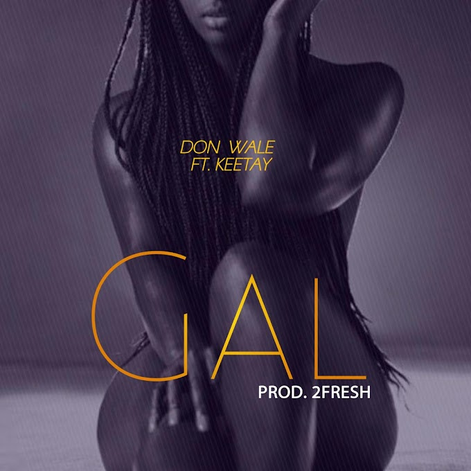 Don Wale ft Keetay - Gal (Prod. 2fresh)