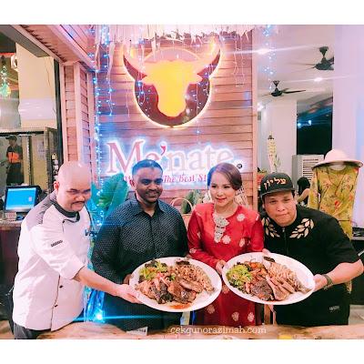 menate steak hub, Menate Steak Hub Ramadan 2019, menate buffet ramadan, menate ramadan, berbuka puasa di menate, harga menate buffet ramadan, harga me'nate family platter, menate menu 2019, menate steak, me'nate steak menu