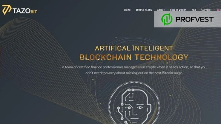 Tazobit обзор и отзывы HYIP-проекта
