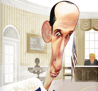 How Stephen Miller Rode White Rage from Duke's Campus to Trump's West Wing