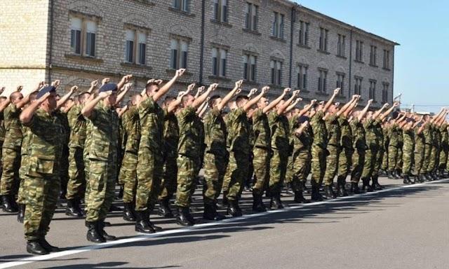 Πρόσκληση στρατευσίμων της 2021 Β' ΕΣΣΟ στο Στρατό Ξηράς-Δείτε την εγκύκλιο