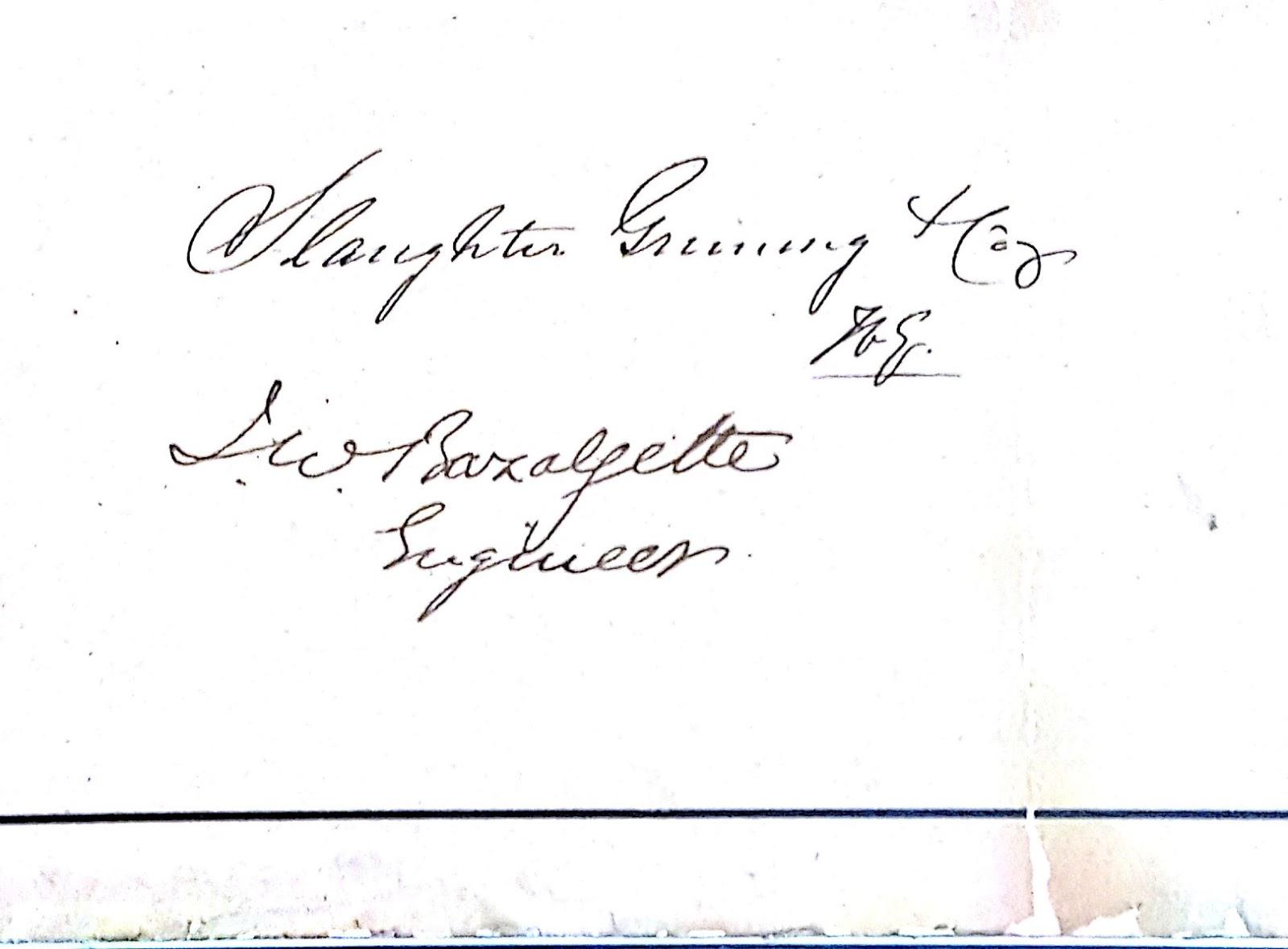 Greenwich Industrial History Sir Joseph Bazalgette And