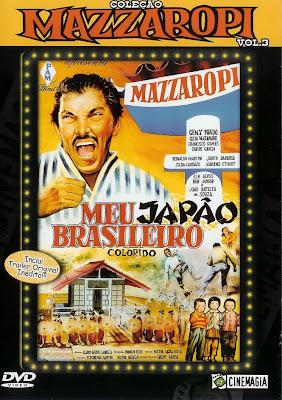 Mazzaropi: Meu Japão Brasileiro - DVDRip Nacional