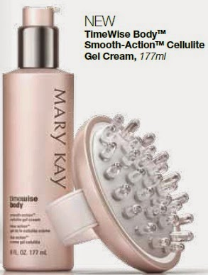 Mary kay Timewise Body Smooth Cellulite gel Cream.
