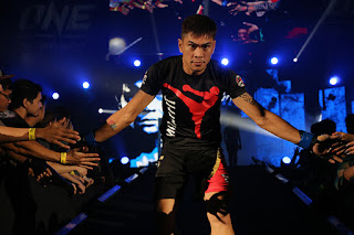 Pinoy MMA Fighter Richard Corminal looks to spoil Arnaud Lepont's ONE Championship return