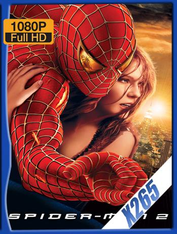 Spider-Man II [2004] 1080P Latino [X265_ChrisHD]