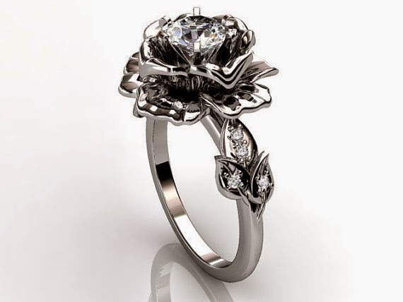 15 Unique and Cool Wedding Rings ~ Now That's Nifty