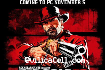 Akan Hadir Red Dead Redemption 2 Versi PC