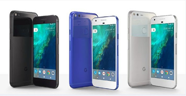 Google Pixel Phone Manual Instructions and User Guide