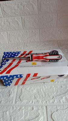 Jual Obeng Amerika 4 inch Mamuju