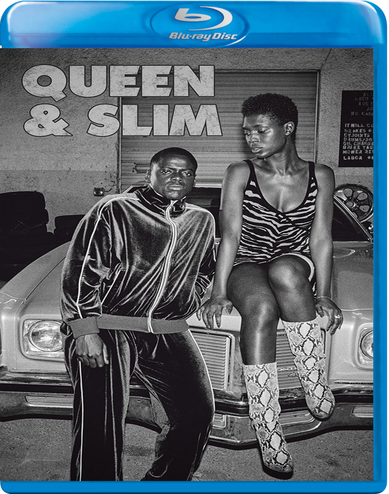 Queen & Slim [2019] [BD50] [Latino]