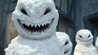 Doctor Who The Snowmen Killer Snowmen