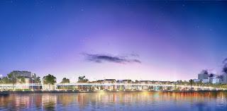 Lavilla Green City Và khuynh hướng đít thành thị Bên thòng Sông