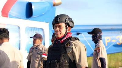 Satgas Nemangkawi Tangkap Terduga Jaringan Penjual Senpi dan Amunisi ke KKB Puncak Jaya