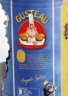 pixar ratatouille disney store figures 2007