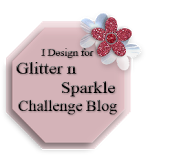 Design Team member for Glitter N Sparkle