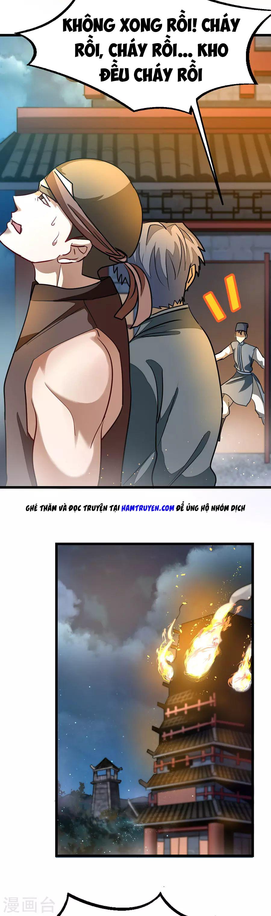 Cửu Dương Thần Vương chap 87 - Trang 5