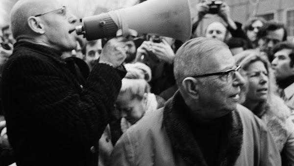 Michel Foucault y Jean Paul Sartre | Obras completas digitalizadas