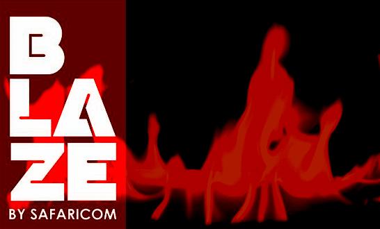 blaze wildfire