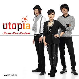 Utopia - Rasa Ini indah Cover Art Album