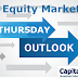 The equity benchmark indices are likely to witness a flat to positive opening