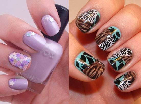 Fingernail Designs