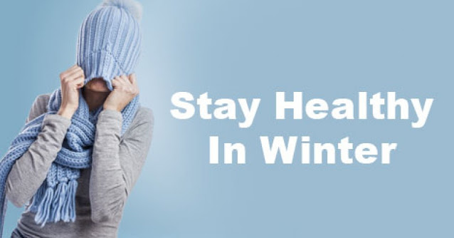 Winter health tips for food