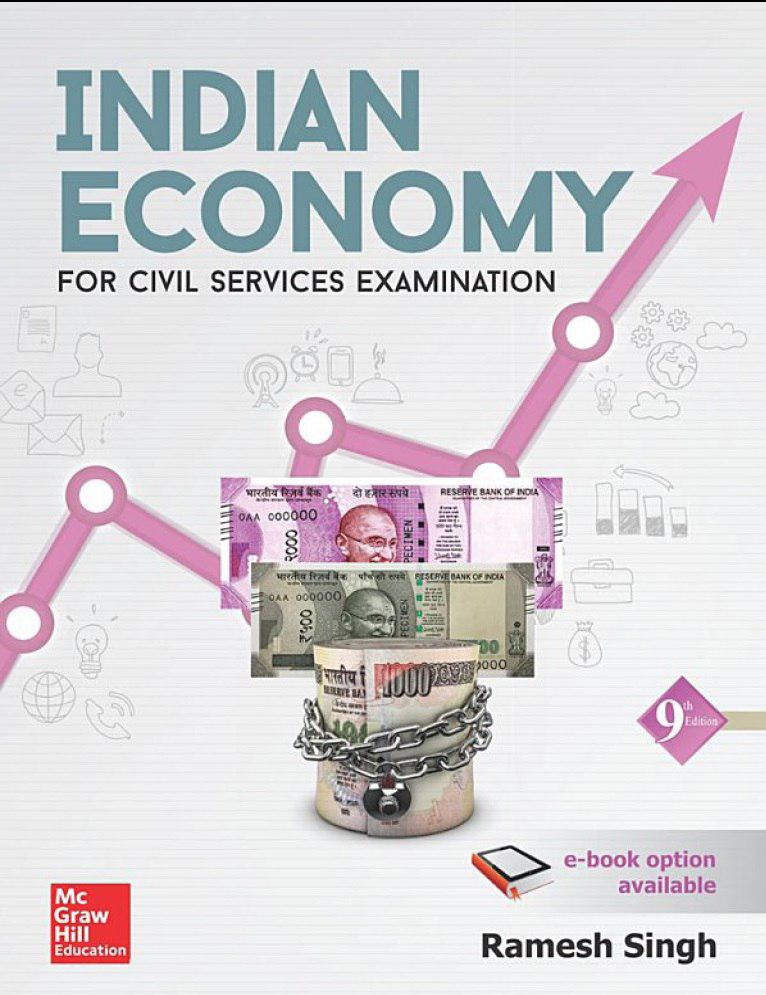 Image result for Indian Economy by Ramesh Singh 9th edition PDF