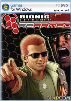 Bionic Commando Rearmed (2008) PC Full