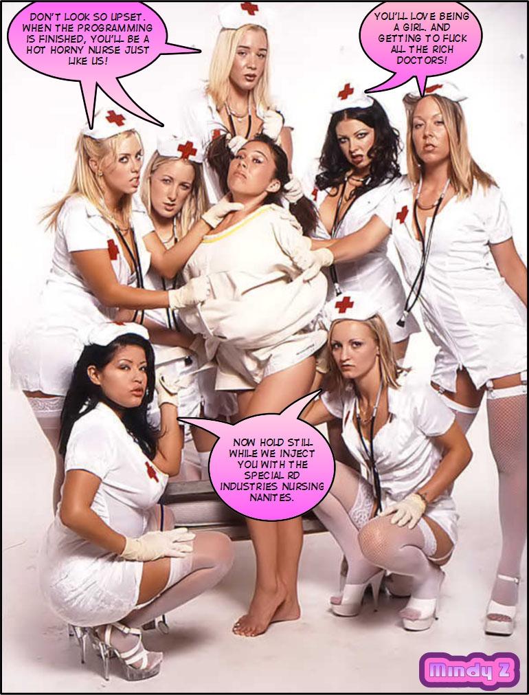 Horny nurse sexy petite