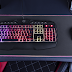 Trust launches its LED illuminated GXT 881 Odyss semi-mechanical keyboard with advanced anti-ghosting, 10 direct access keys and 12 multimedia keys