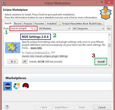 best Eclipse Plugin for Maven