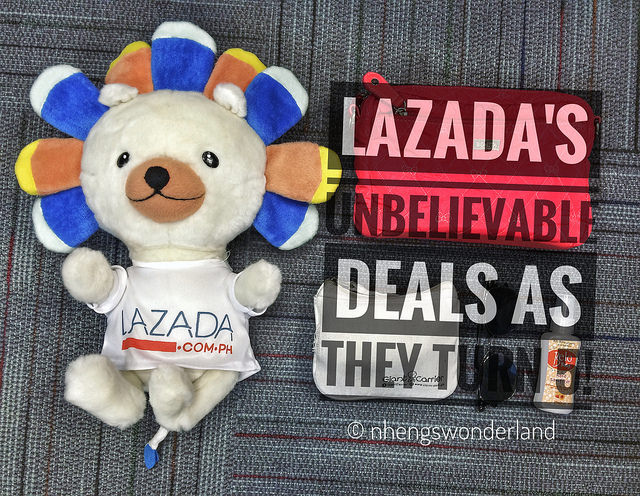 Lazada's 5th Birthday Sale