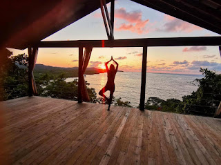 #payabay, #payabayresort, paya bay resort, yoga, sunset, moonrise,