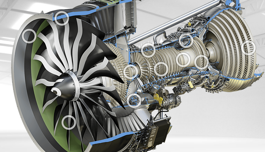Ge9x Engine For The 777x Will Be 10 More Efficient Than